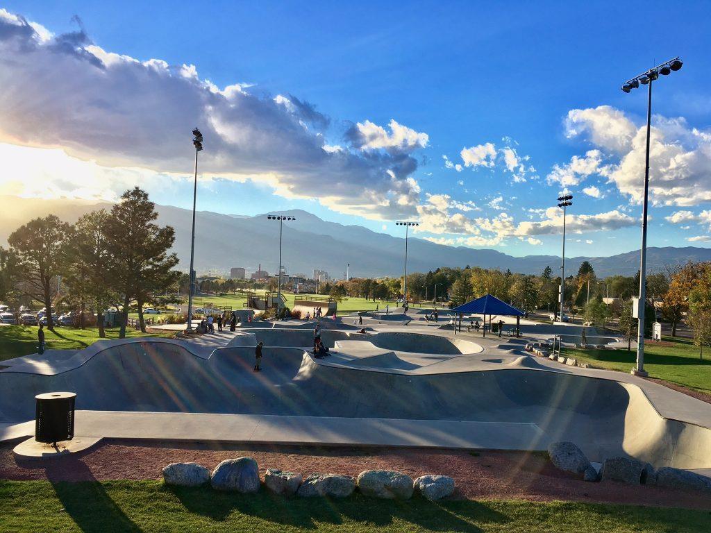 Skate Park Credit Travis Reid
