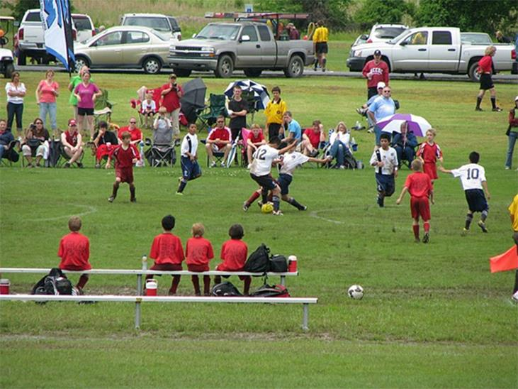 Youthful Energy Fuels Sports in Conway