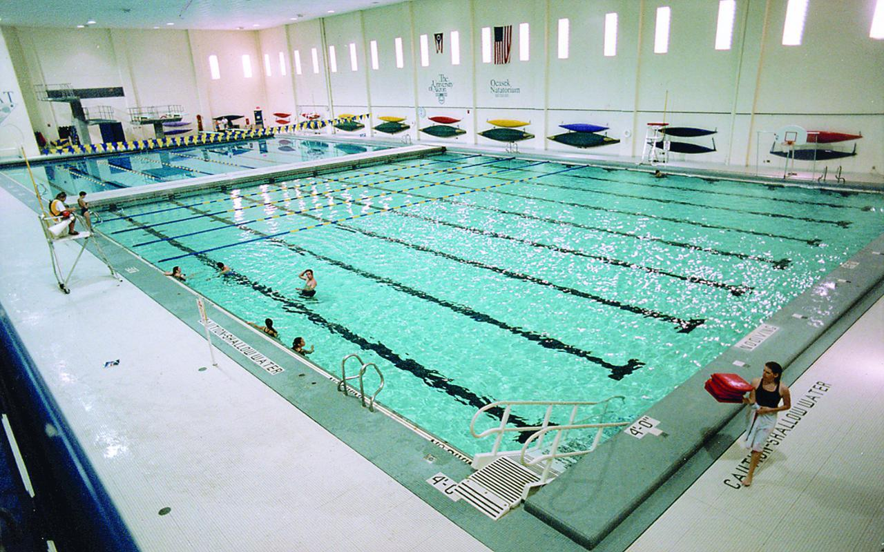Ocasek Natatorium (The University of Akron)
