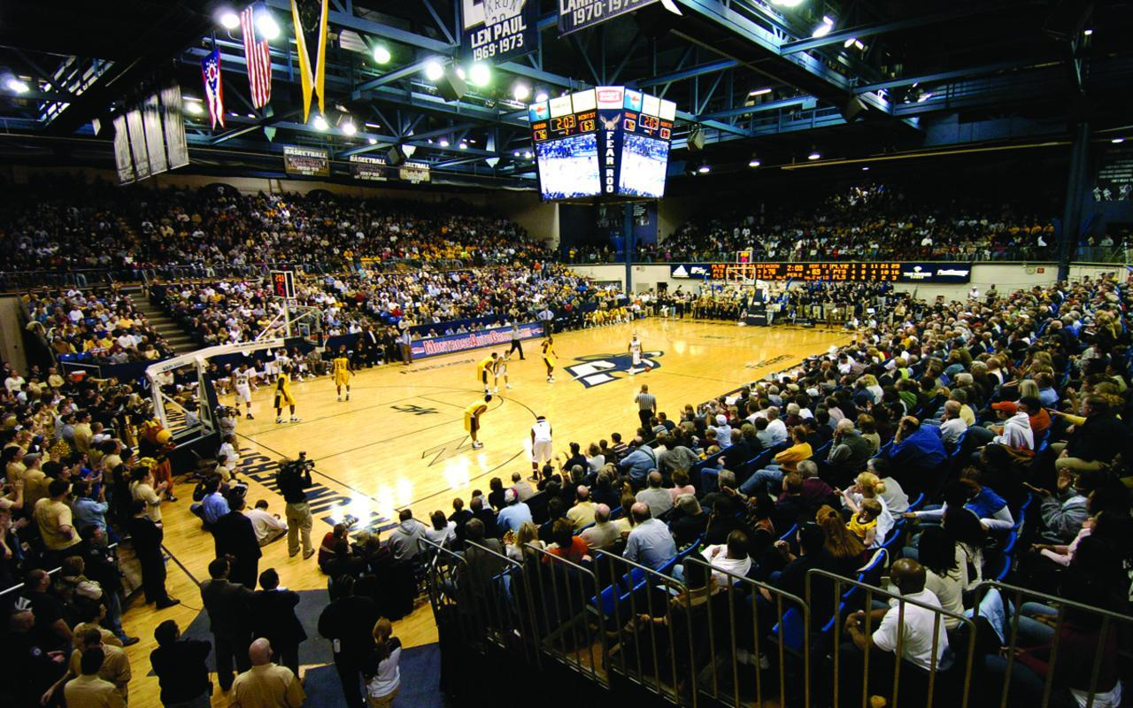 James A. Rhodes Arena (The University of Akron)