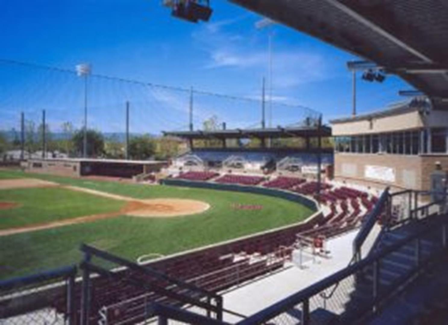 BASEBALL - Stephen Schott Stadium