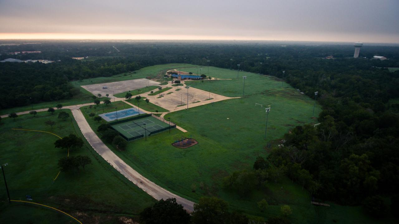 Bryan Regional Athletic Complex (BRAC)