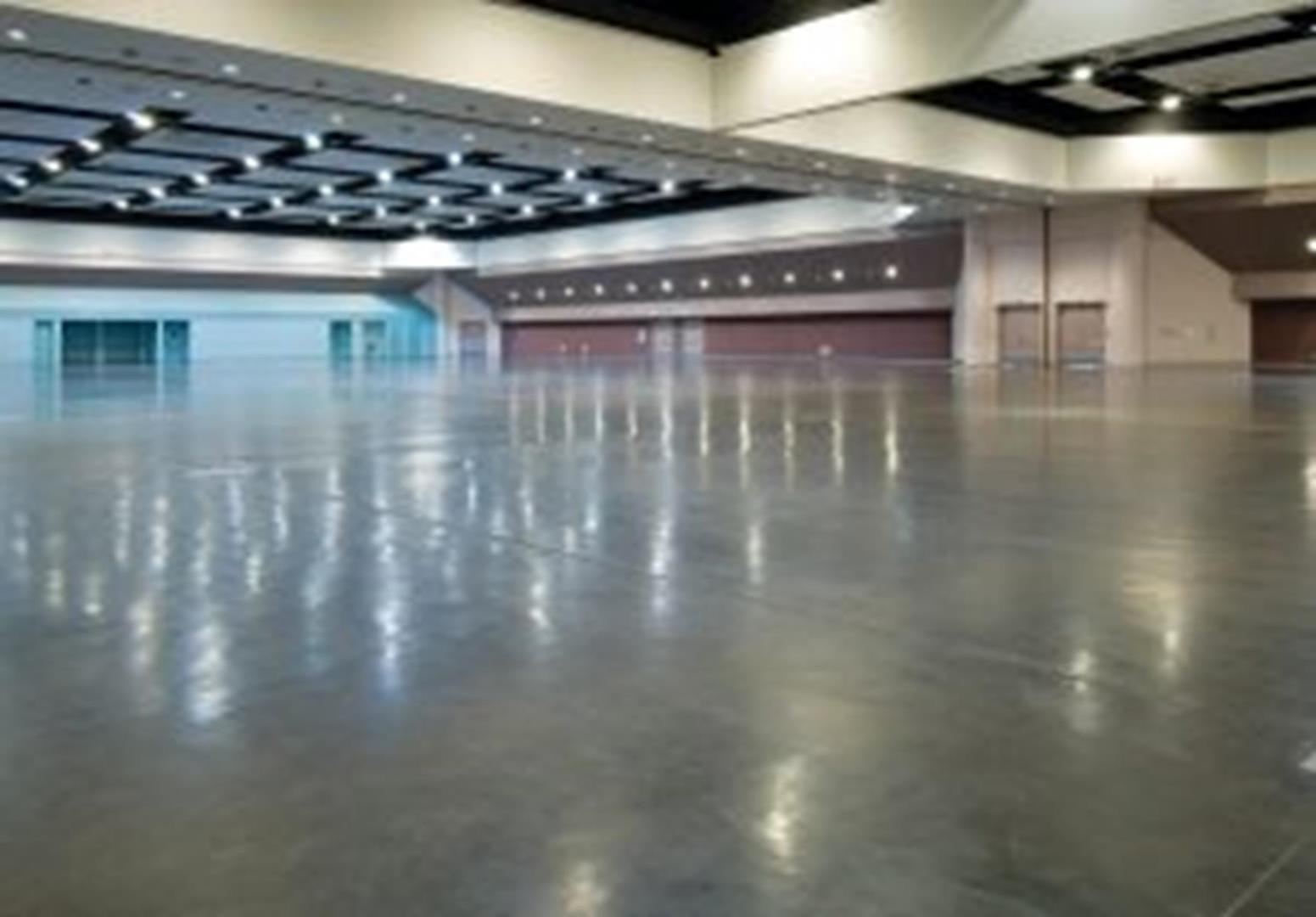 Copy of Convention Center Exhibit Hall