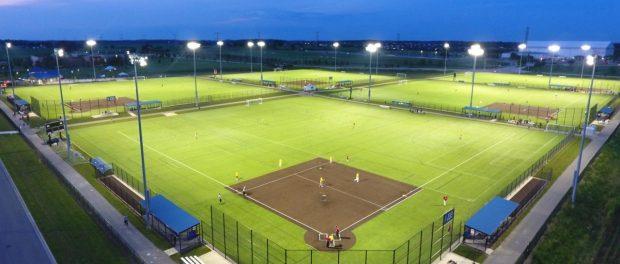 Rockford Baseball field