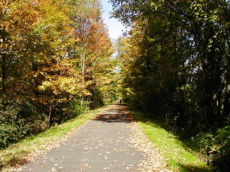 Easley trail