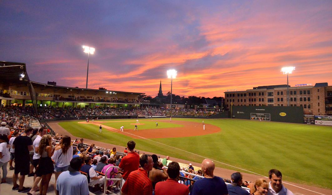 Top Facilities and Scenery Lure Sports Events to Greenville, SC