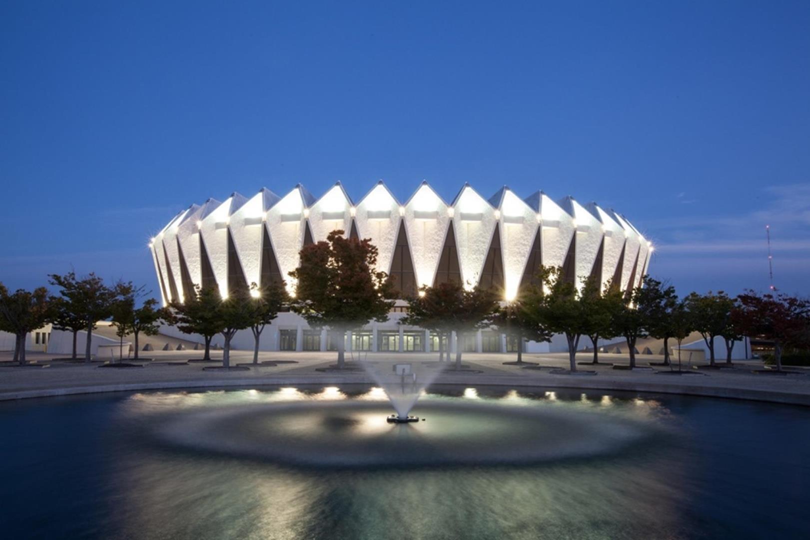 Hampton VA 5- Hampton Coliseum