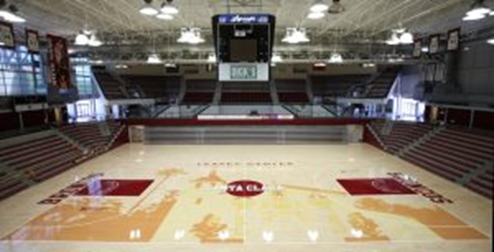 LEAVEY CENTER - INTERIOR