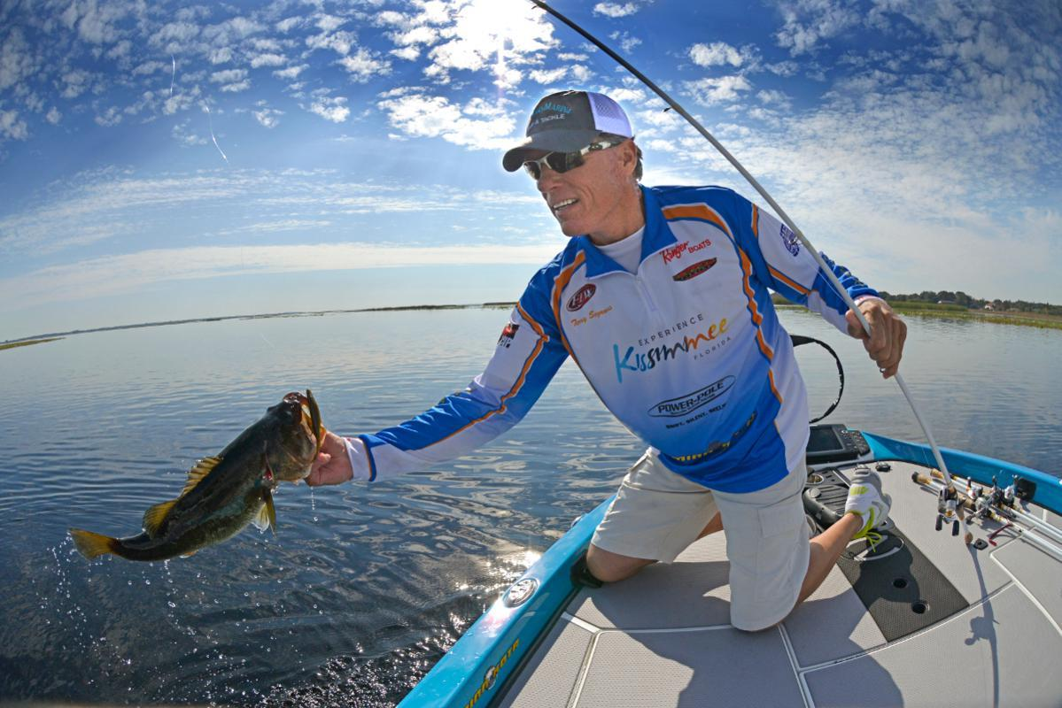 Kissimmee florida a sports dream come true sports for Lake toho fishing guides