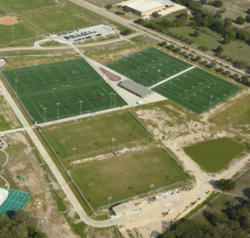 Texas A&M Penberthy Rec Sports Complex
