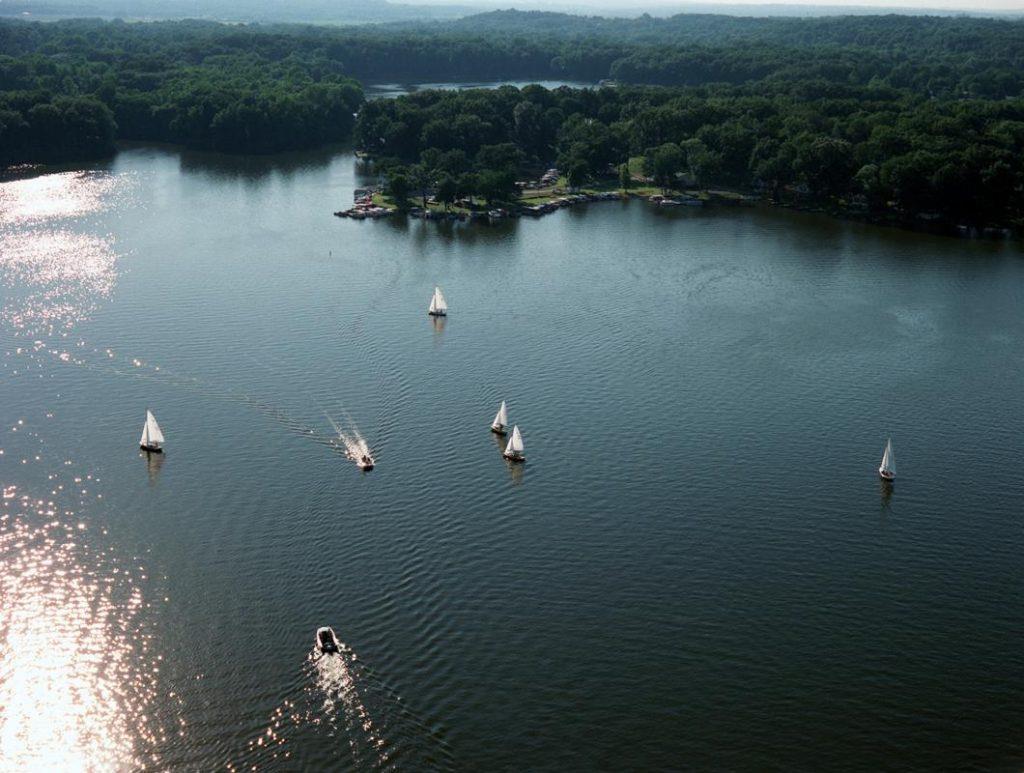 Portage Lakes Sailing