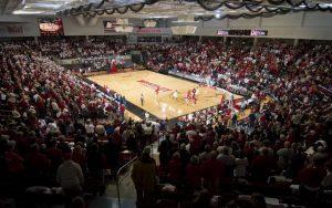 Bradley University's Renaissance Coliseum