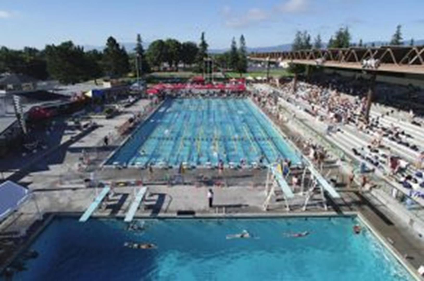SWIMMING & DIVING - George F. Haines International Swim Center