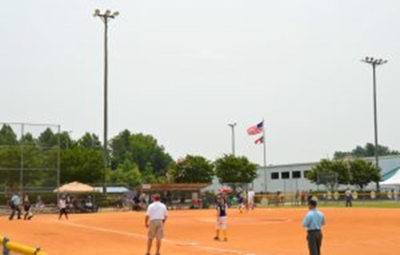 Sarah Law Softball Complex_GreenvilleNC