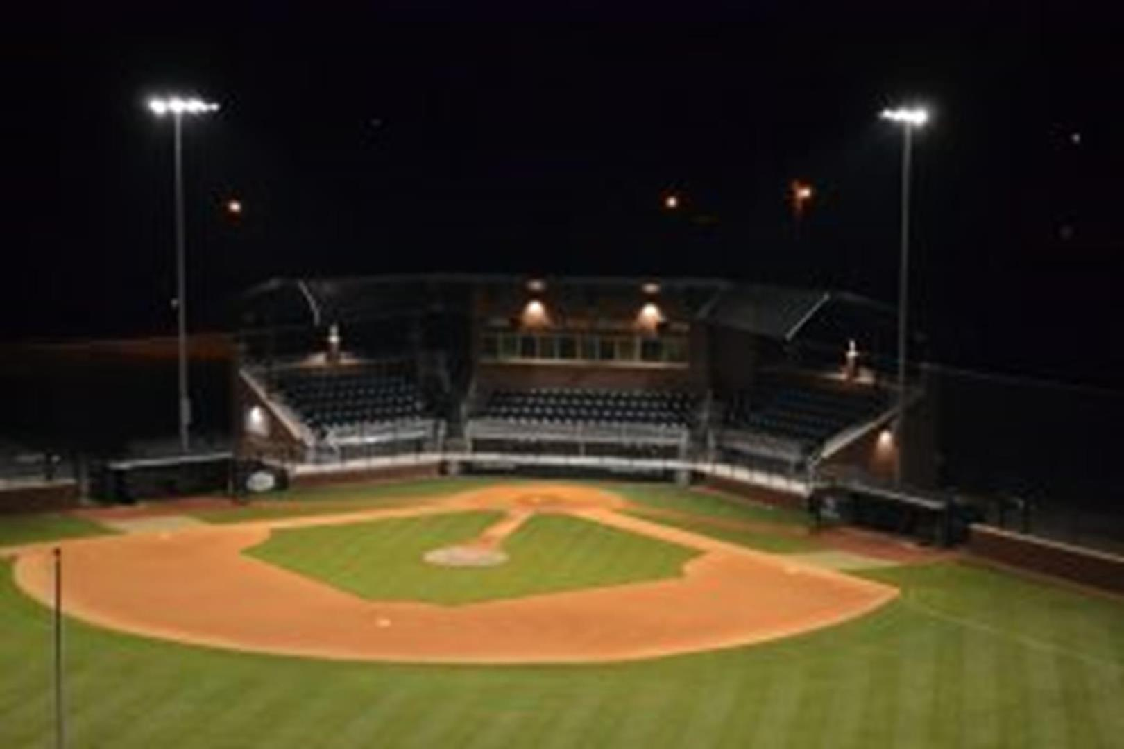 Stallings Stadium at Elm Street Park_GreenvilleNC