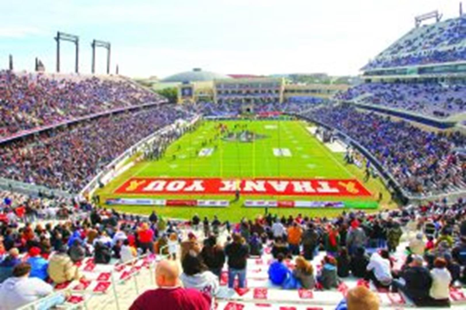 TCU - Amon G. Carter for Armed Forces Bowl