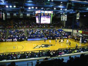 U of A Rhodes Arena
