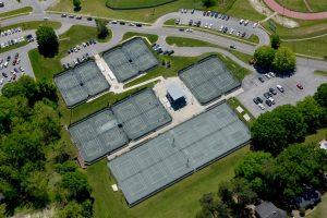 McCluskey Tennis Center