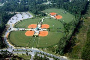 Harris and Shuford Baseball/Softball Complexes