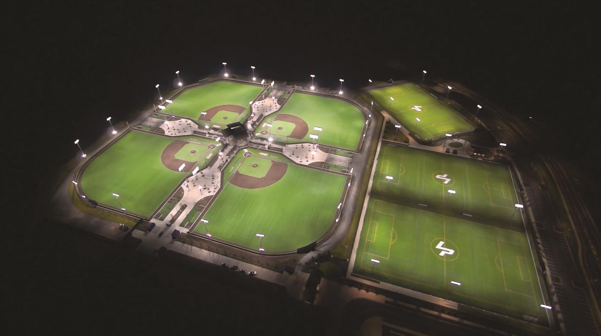 LakePoint Sporting Community: The Future of Sports Event
