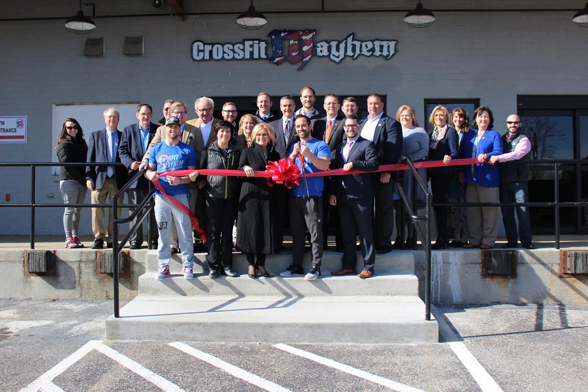 Crossfit Mayhem Expansion Boosts Tennessee as a Sports Destination