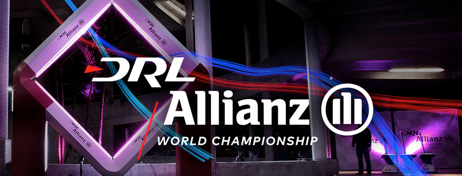 The Drone Racing League and Allinaz Announce Multi-Year, Global Title Partnership