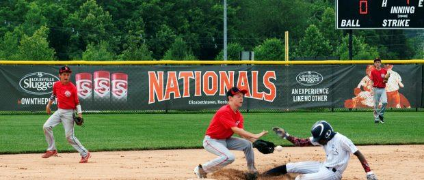 Athletx Nationals baseball