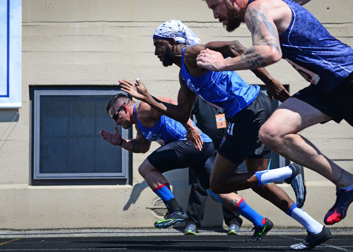 Warrior Games Come to Chicago