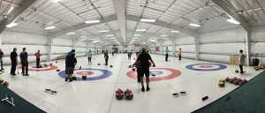 Triangle Curling Center