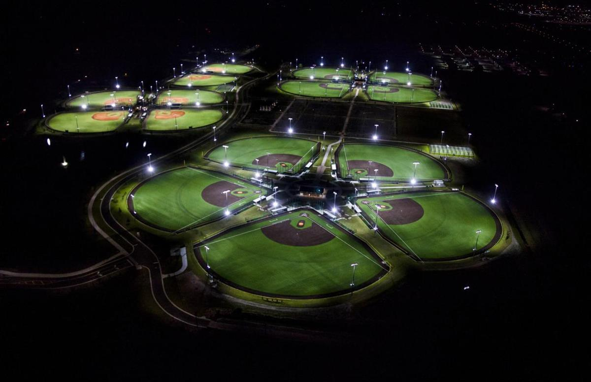 Seminole County Sports Complex Nigh