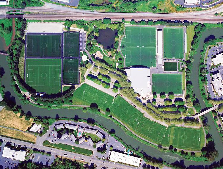 Seattle Southside Blends Sports and Nature