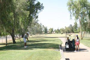 Glen Lakes golf course