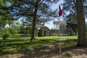 Peter Pan Park Disc Golf Course