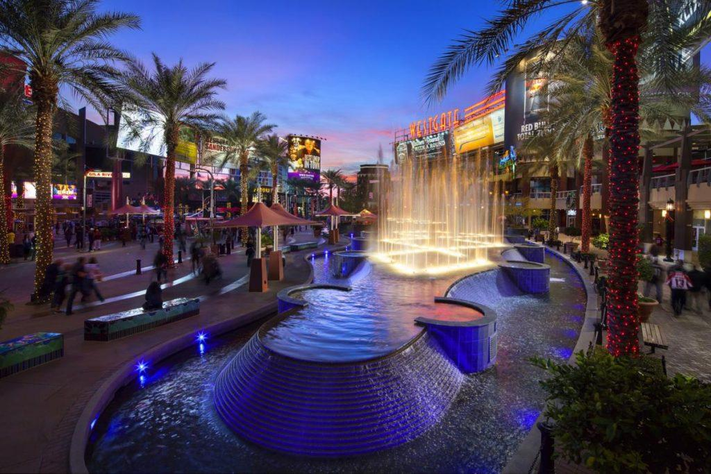 WaterDance Plaza