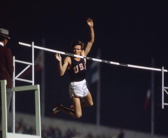 Bob Seagren: Legendary Pole Vaulter Turned Olympic Official