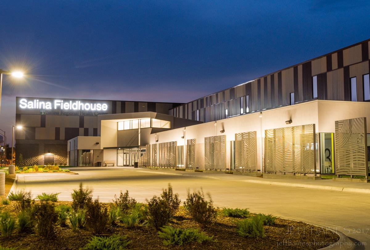 Facility Focus: Salina Fieldhouse