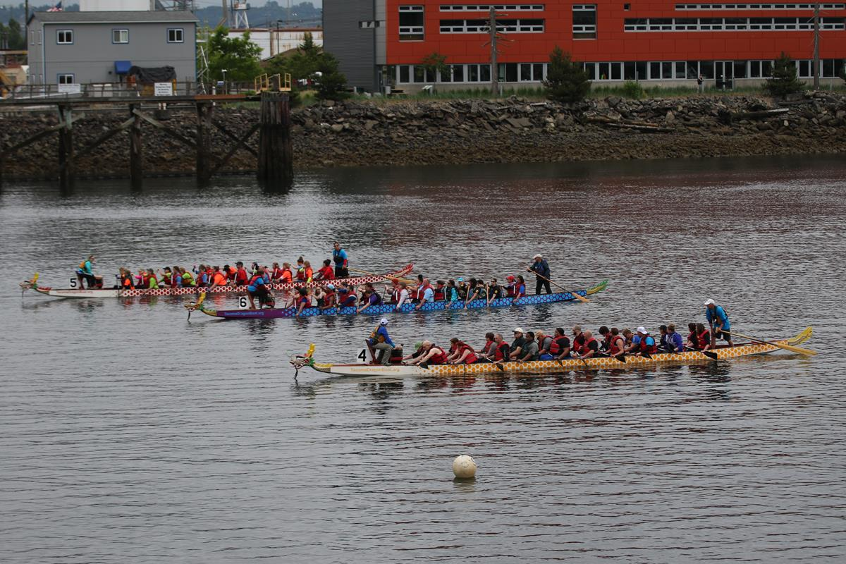 Dragon Boat Festivals are Captivating the Country