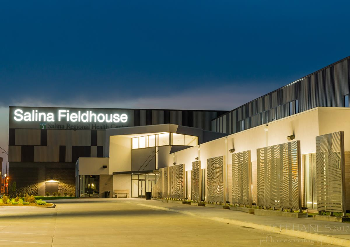 Facility Focus: Salina Fieldhouse
