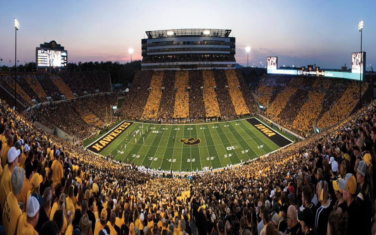 Sports, Tradition a Winning Combination in Iowa City