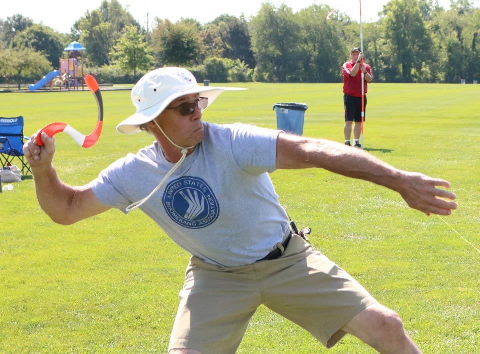 Boomerangs are Returning to Washington State