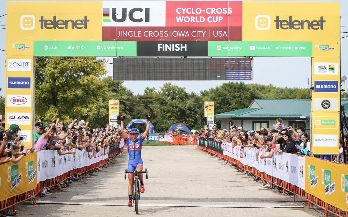 UCI Cyclocross World Cup Host