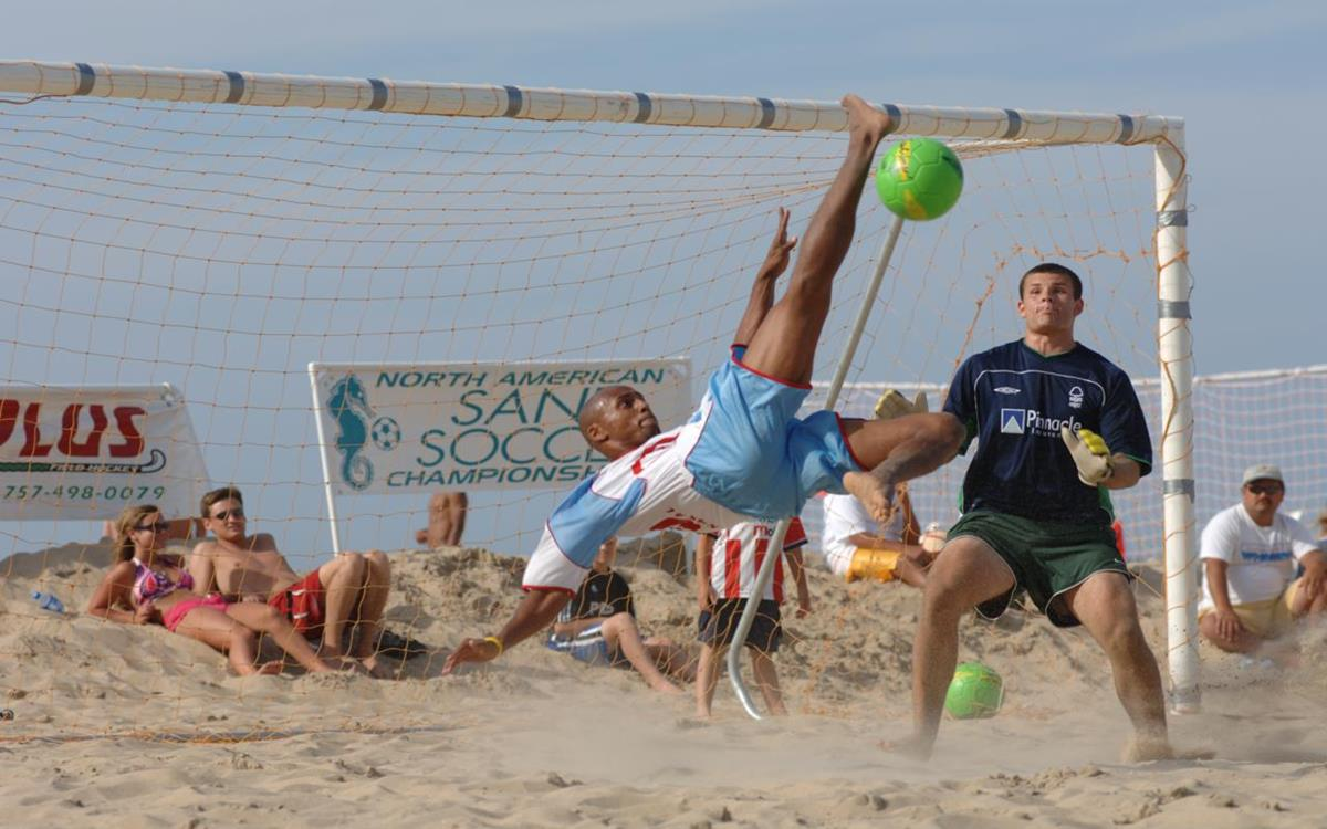 Coastal Sports Thrive in Virginia Beach