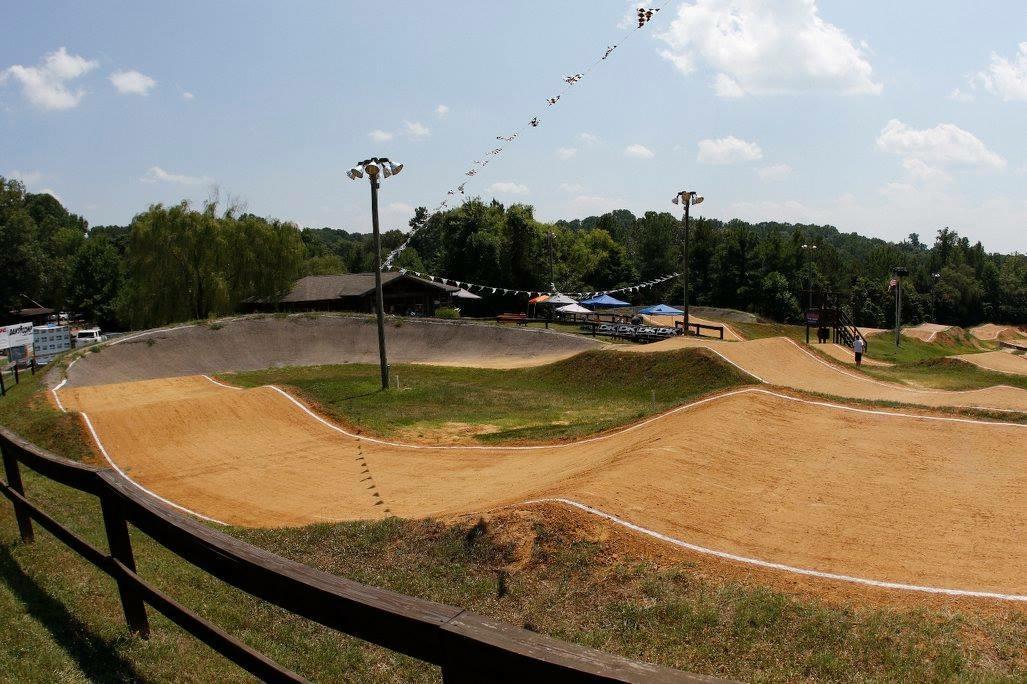 Burdette Park BMX Track 1
