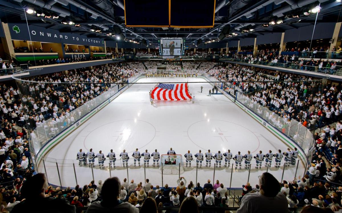 Compton Family Ice Arena