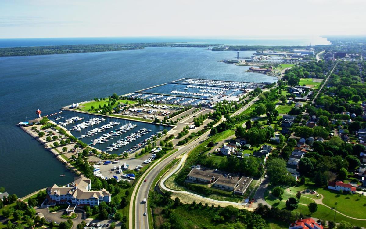 Presque Isle Bay/Erie Bayfront