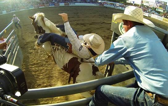 Film Shasta Redding Rodeo