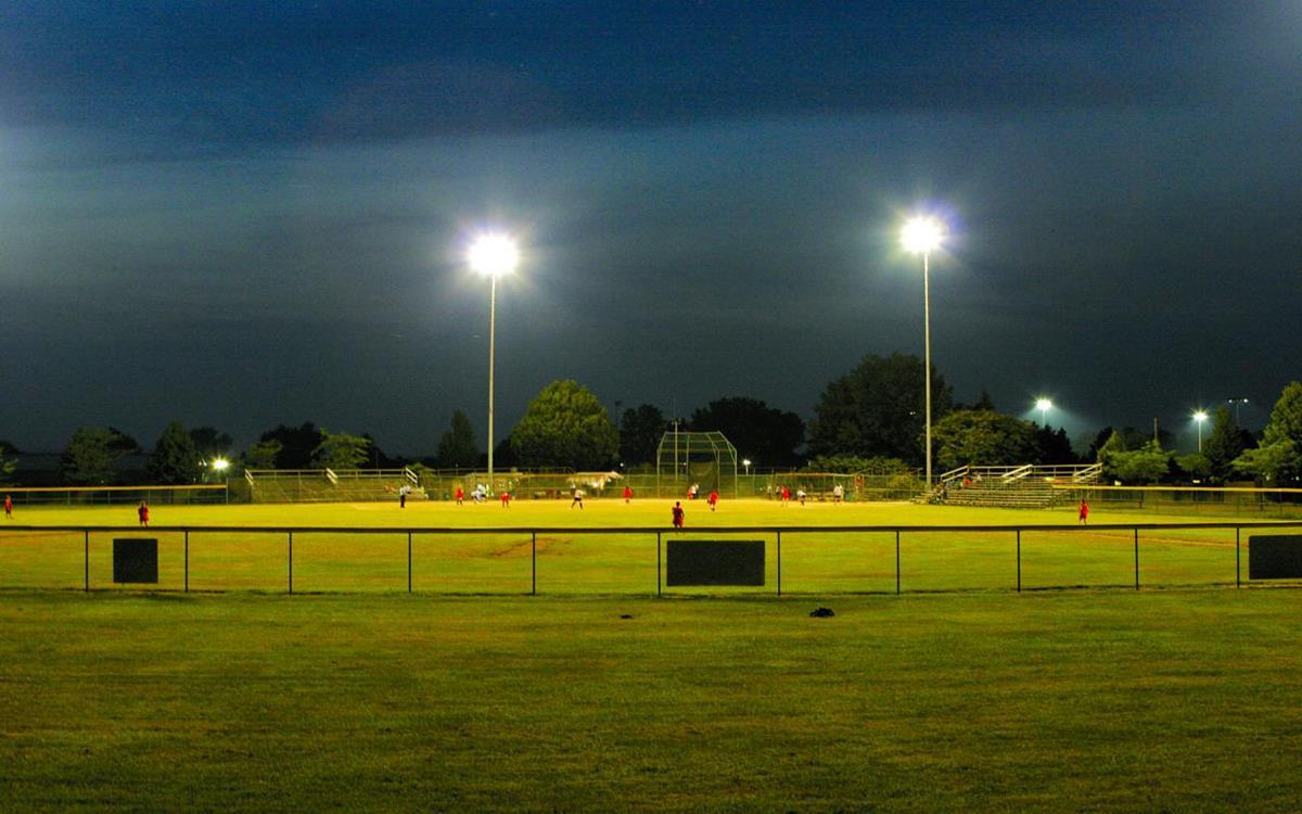 Memorial Park Softball Complex