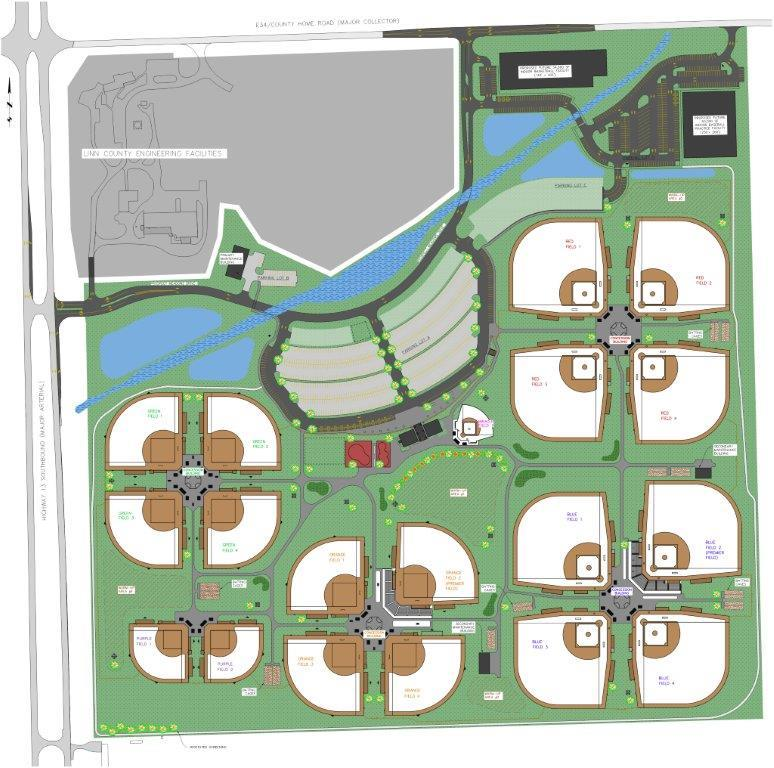 Prospect Meadows Site Plan