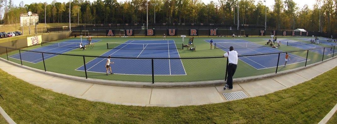 Yarbrough Tennis Center (City of Auburn/Auburn University)