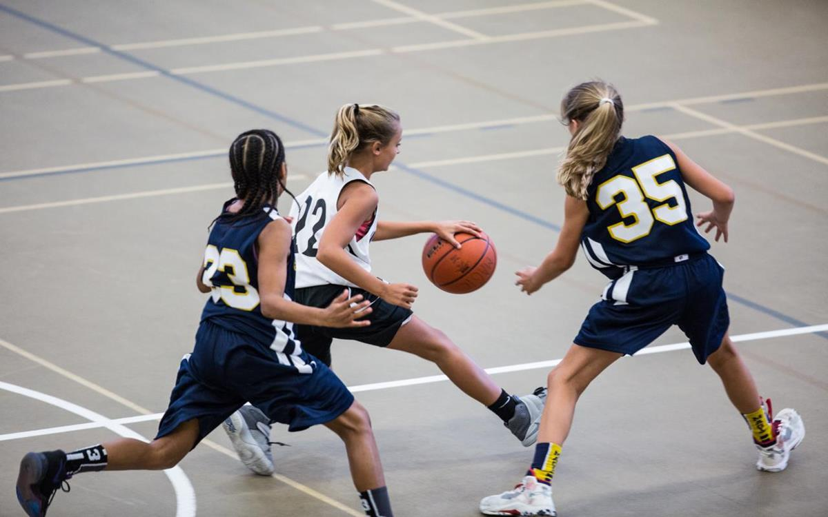 York College Keystone Games Girls Basketball